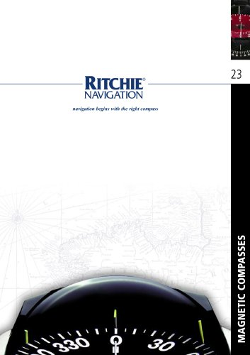 Ritchie magnetic compasses