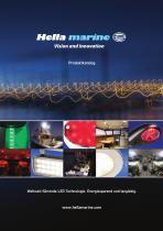 Hella marine Produktkatalog - Deutsch