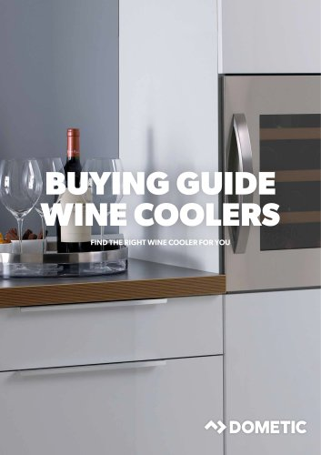 BUYING GUIDE WINE COOLERS