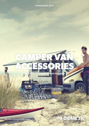 CAMPER VAN ACCESSORIES