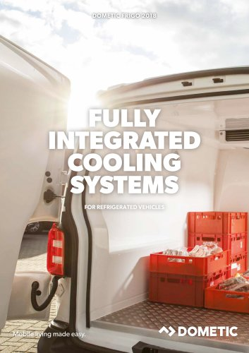 FULLY INTEGRATED COOLING SYSTEMS