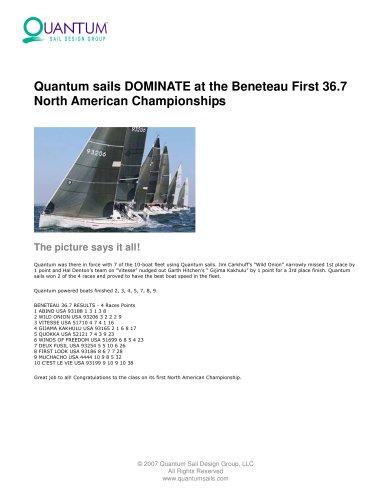 Beneteau First 36.7