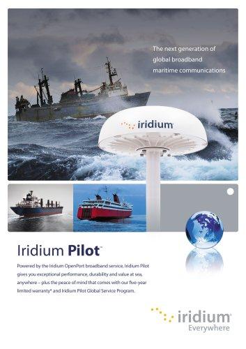 Iridium Pilot