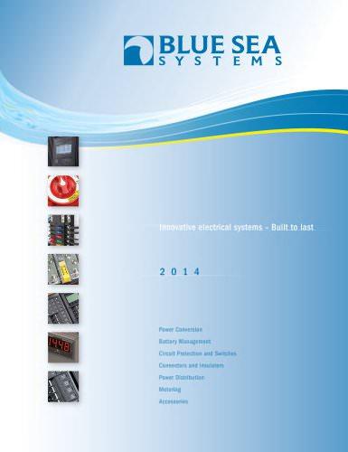 Blue sea system 2014