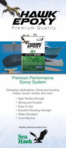 Hawk Epoxy BROCHURE
