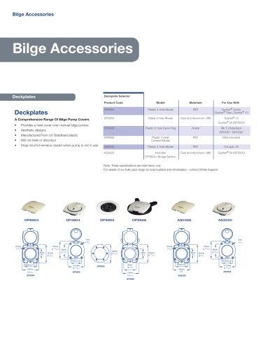 Bilge Accessories