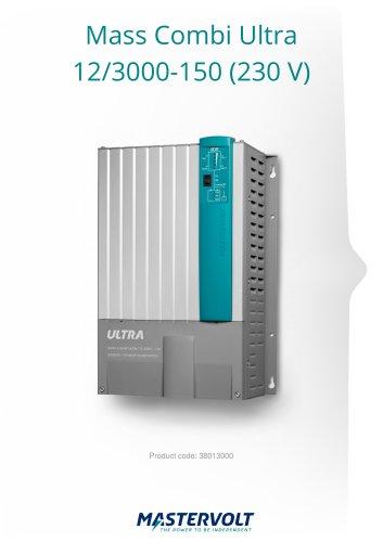 Mass Combi Ultra 12/3000-150 (230 V)