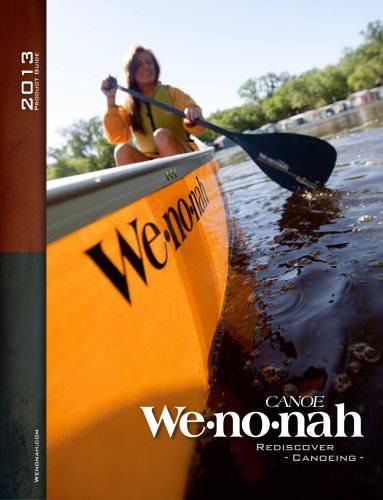 Wenonah Canoe Catalog 2013