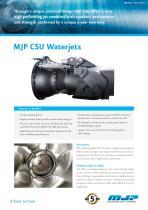 MJP CSU Waterjets