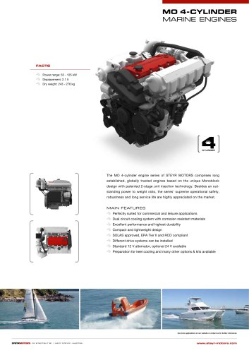MO-4cyl series - product leaflet