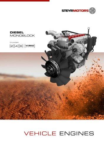 VEHICLE ENGINES