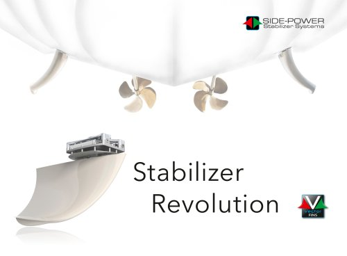 Side Power Fin Stabilizers catalog 2018