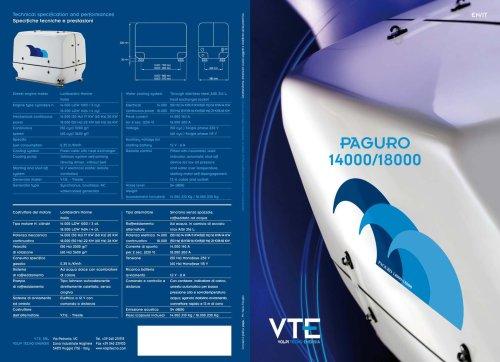 PAGURO 14000-18000