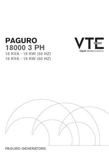 PAGURO 18000 3 PH