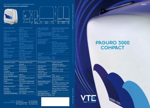 PAGURO 3000 COMPACT