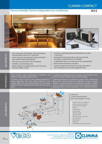Independent air-conditioners COMPACT MK3