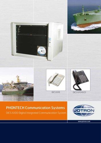 DICS 6100 Digital Integrated Communication System