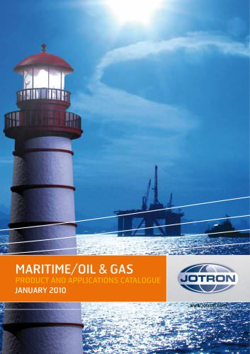 MARITIME/OIL & GAS 2010