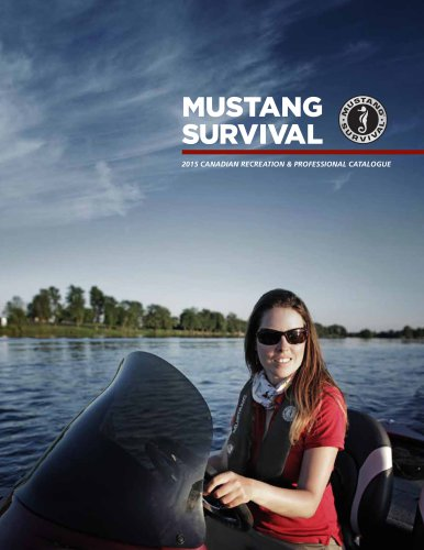 2015 CANADIAN RECREATION & PROFESSIONAL CATALOGUE
