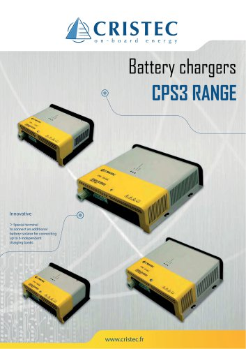 CPS3 battery chargers