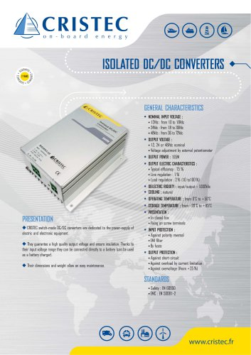DC/DC converters