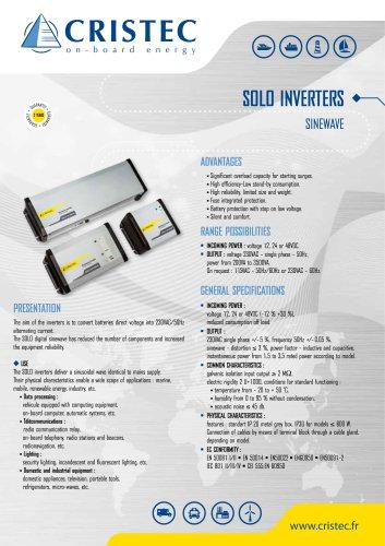 Solo inverters
