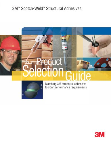 3M? Scotch-Weld? Structural Adhesives