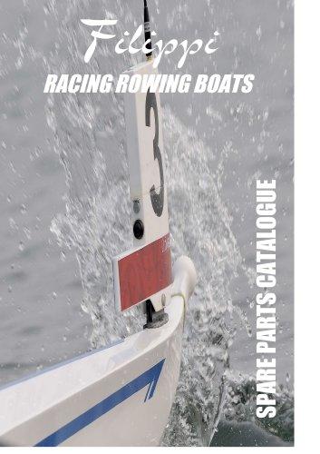 RACING ROWING BOATS