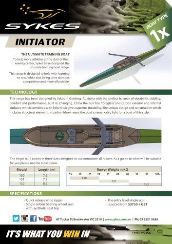 Initiator Range