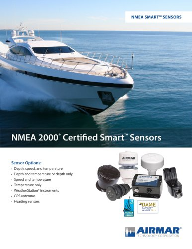 Smart Sensor Overview