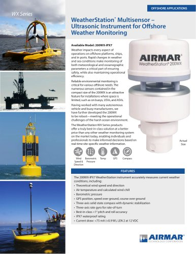 WX Offshore