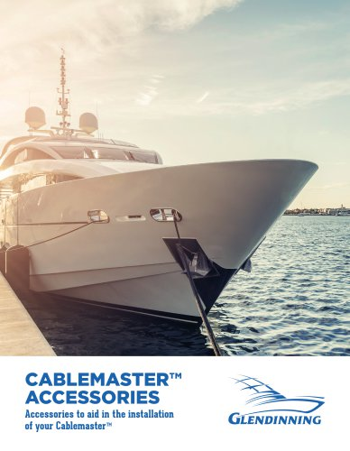 CABLEMASTER™ ACCESSORIES GUIDE