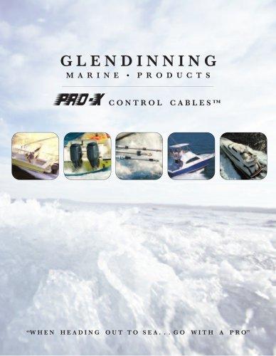 Pro-X Control Cable Brochure