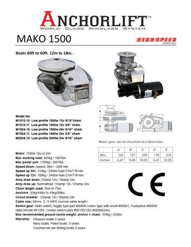 Mako 1500