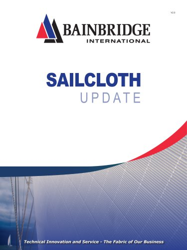 Sailcloth Update