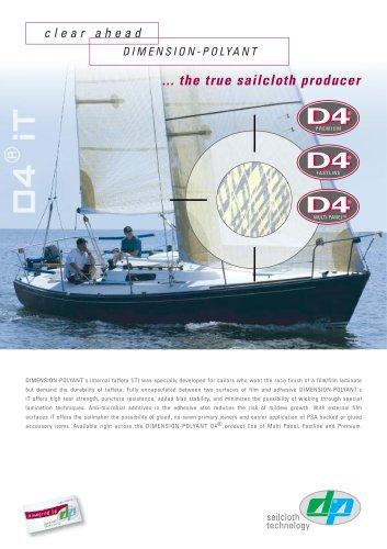 D4® Internal Taffeta (iT)