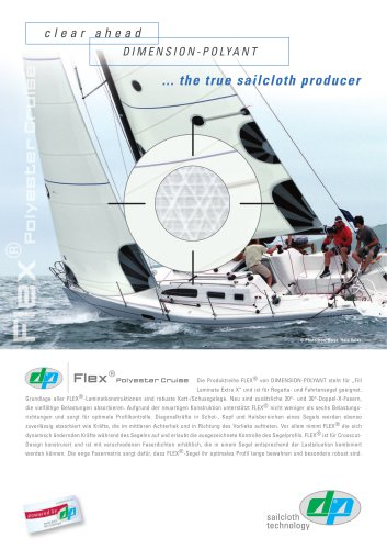 FLEX® Polyester Cruise
