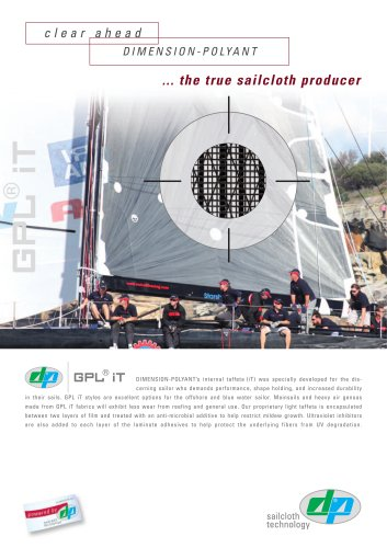 GPL GraphX® Internal Taffeta (iT)