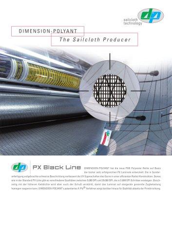 PX Black Line