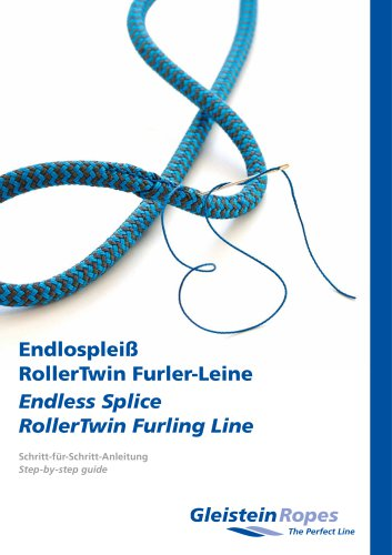 Endless Splice RollerTwin Furling Line