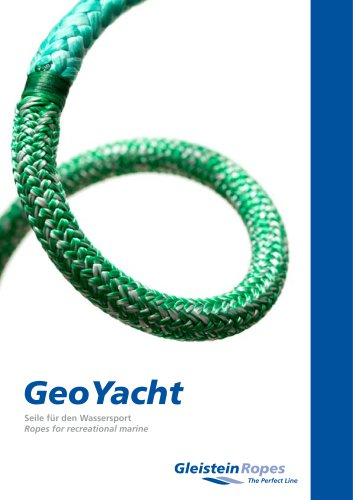 GeoMarine - Ropes for commercial marine
