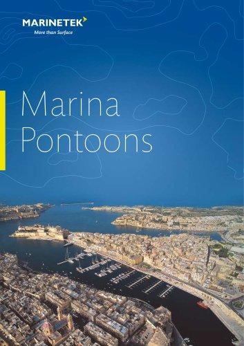Marina Pontoons