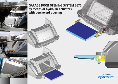 opening systems model 2670