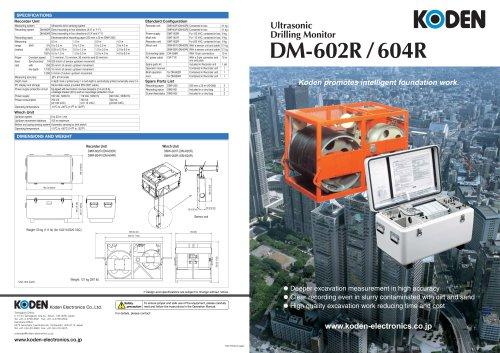 DM-602R/604R