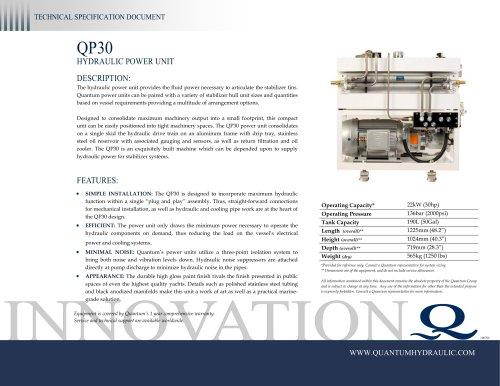 Quantum HPU QP30