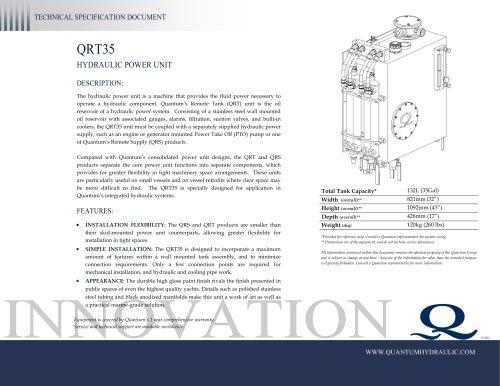 Quantum HPU QRT35