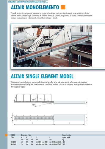 ALTAIR single element