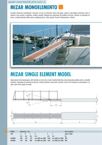 MIZAR single element