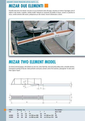 MIZAR two elements