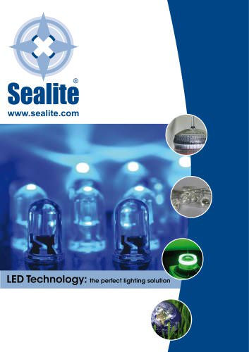 LED TECHNOLOGY : The perfect lighting solution